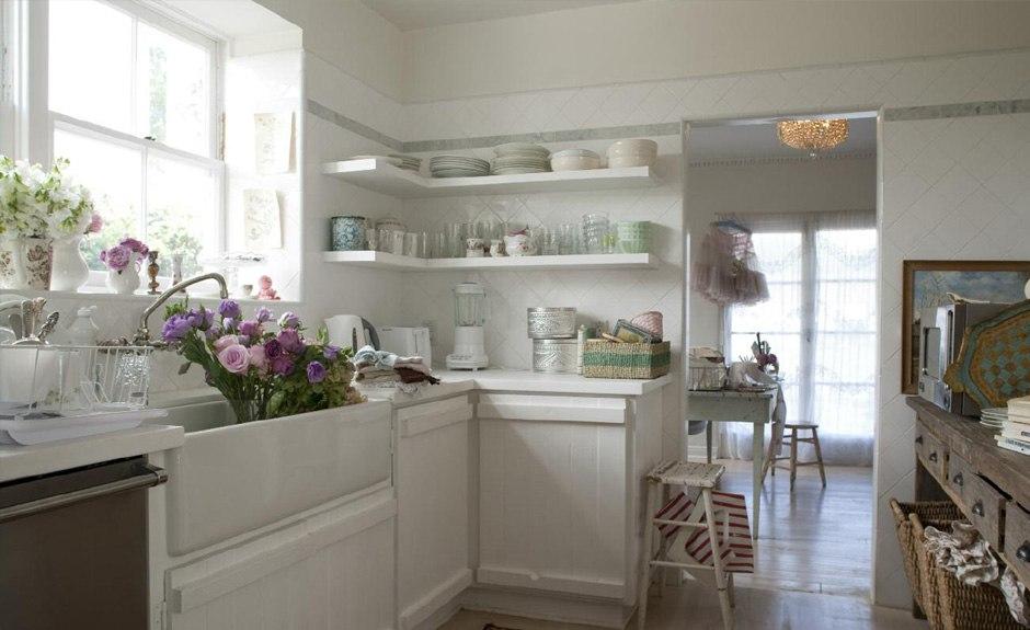 decoración cocina retro vintage