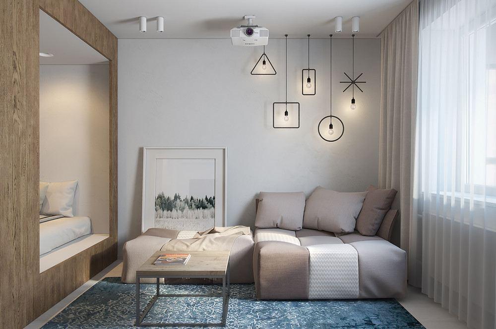 decoracion de apartamentos pequeños tipo loft