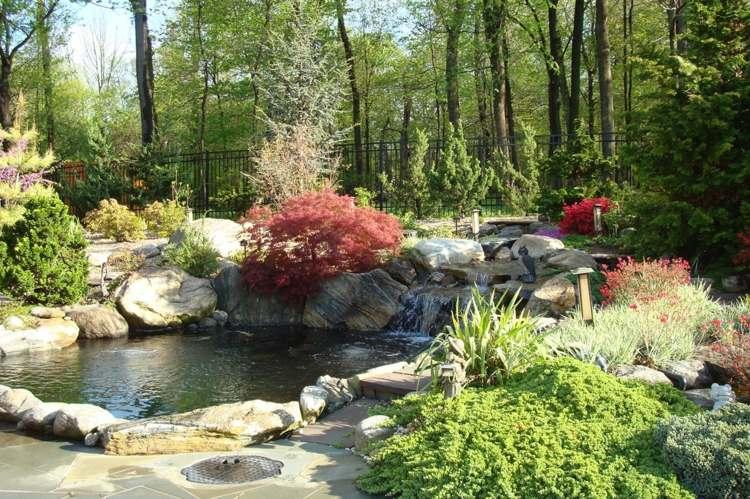 Decoracion de jardines 65 dise os asi ticos cultivadores for Estanques japoneses jardin