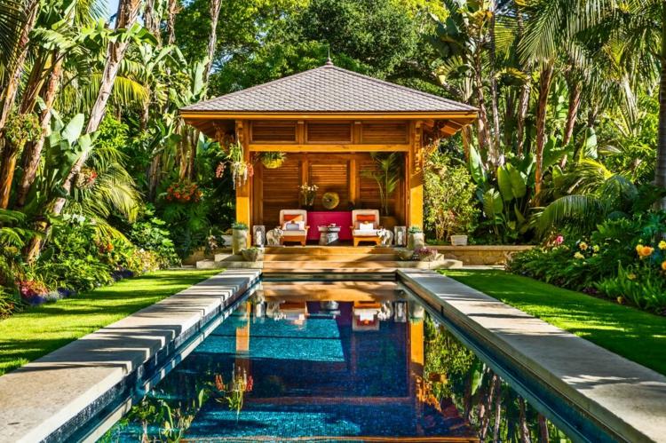 decoracion de jardines dieno asiatico lugar relax ideas