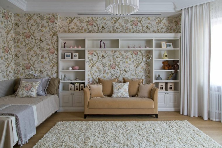 decorar paredes habitacion nina diseno elegante ideas