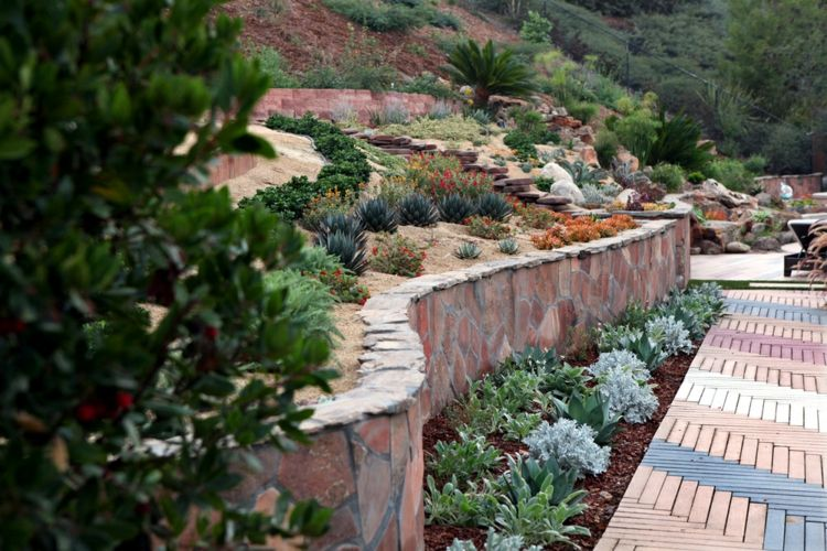 diseño jardín Roxy Kim-Perez
