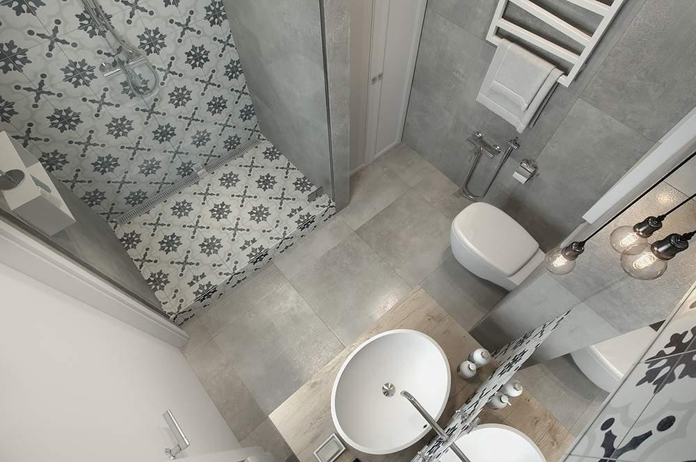 cuarto baño pequeño moderno