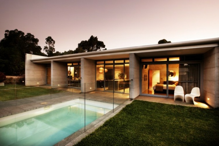 diseno de jardines Hofman and Brown Architects Yallingup