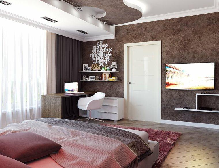 diseño habitacion Maxim Nichikov original estilo