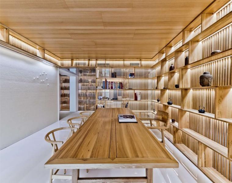 diseño haitang la villa firma arch studio