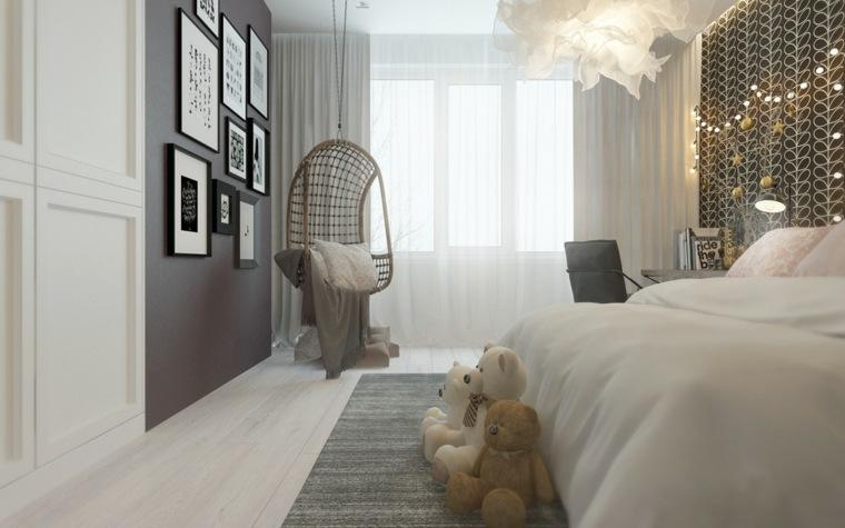 Habitaciones de niños con encanto - tres diseños geniales -