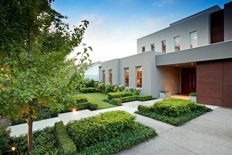 diseño zonas verdes jardín