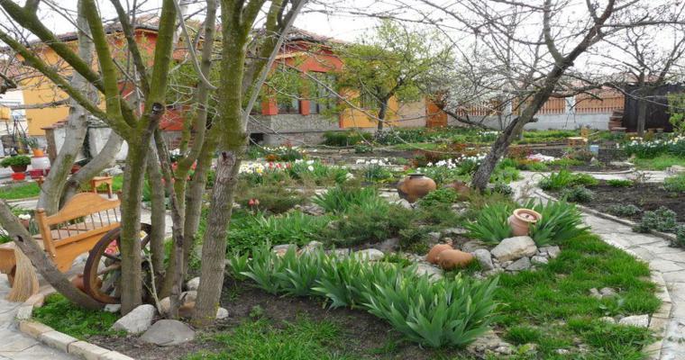 rocallas jardines decoración paisajismo