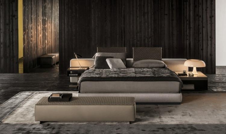 diseños camas de matrimonio
