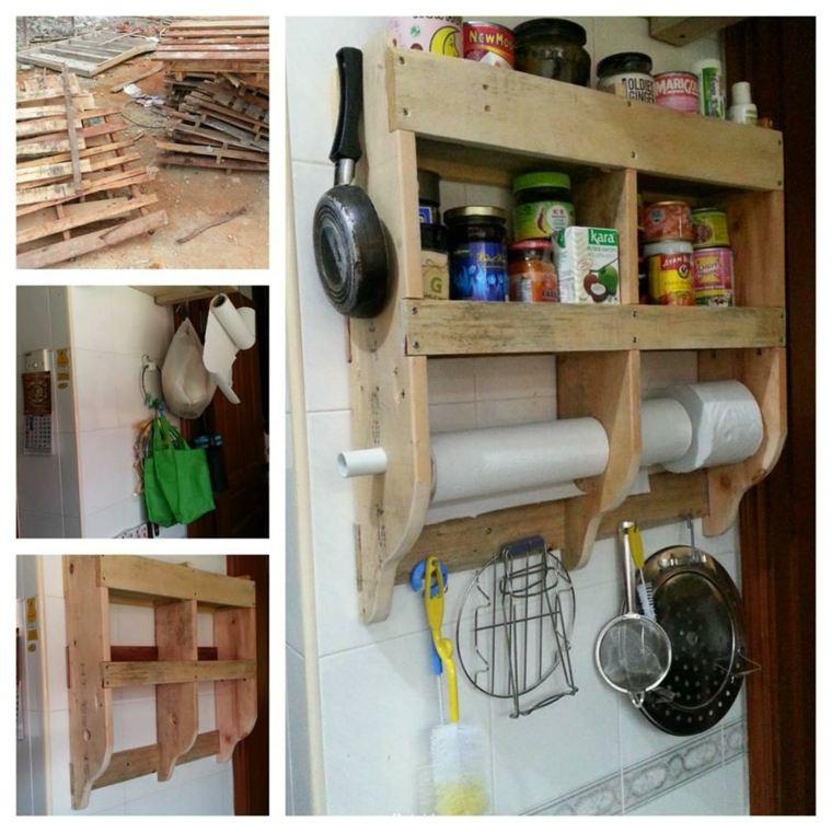 diseños caseros usos madera palet
