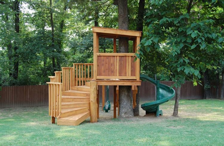 diseños casitas árboles niños