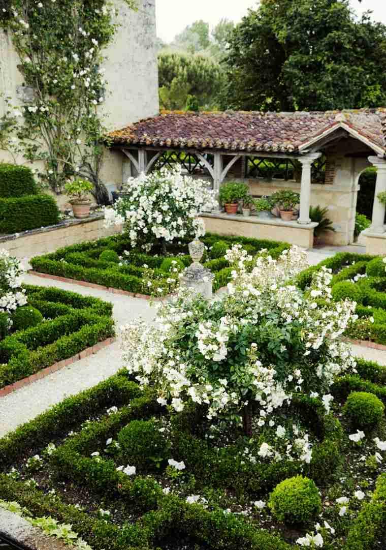 Dise o de jardines 50 ideas frescas y modernas for Diseno de jardines