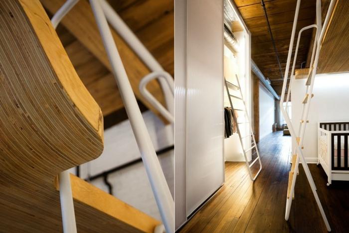 diseño estructuras madera modernas