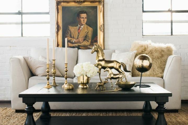 dorados conceptos contemporaneos salones colores