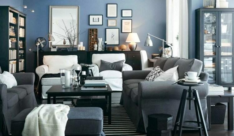 dormiotorios espacios diseño azul