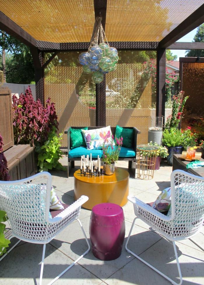 El jardin secreto consejos e ideas para espacios ntimos for Ideas de jardines exteriores