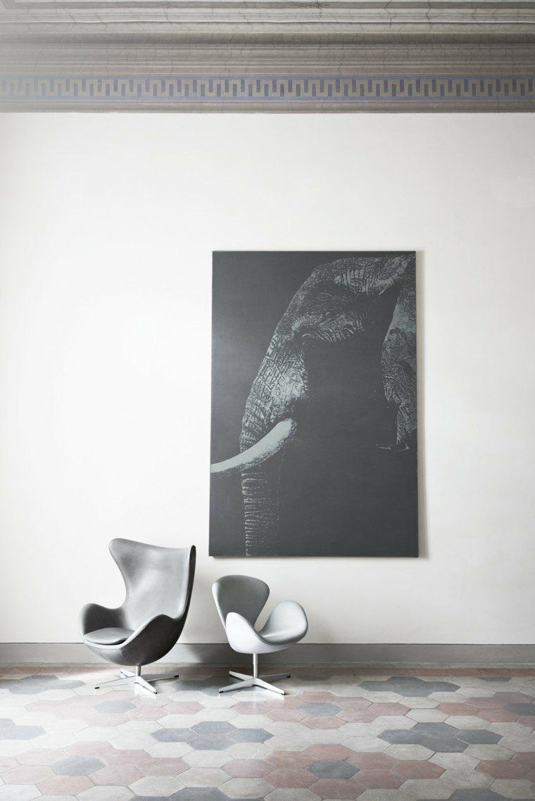 Muebles Diseño Baratos : Iconos del diseño de muebles silla egg por arne jacobsen