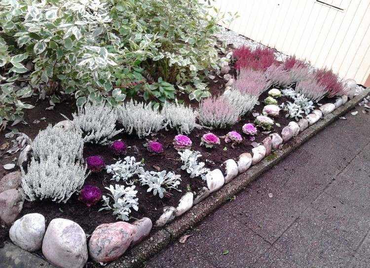 entradas jardines rocas conceptos ideas redes
