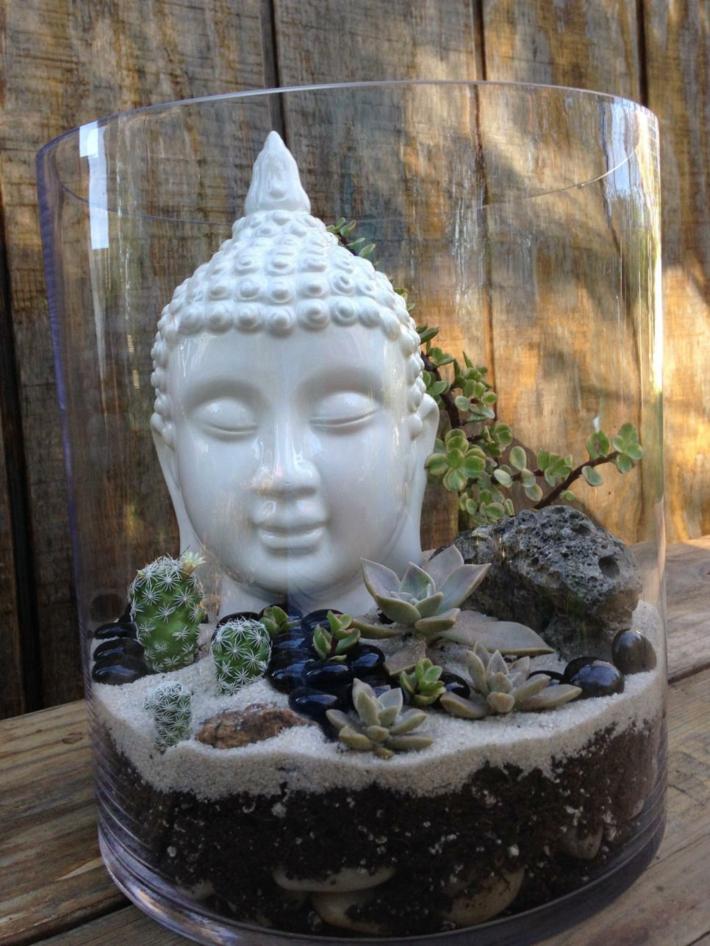 envases pequeños minimalista estilo zen