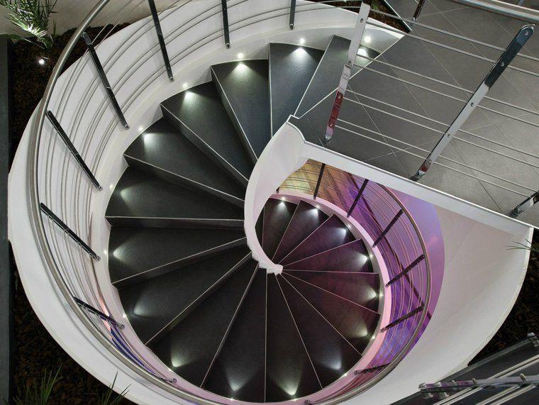 escaleras opciones casa moderna diseno ideas