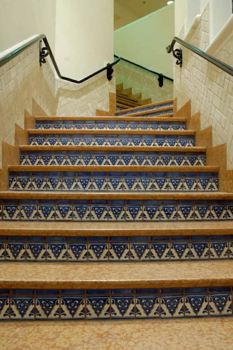 escaleras opciones casa moderna mosaico ideas