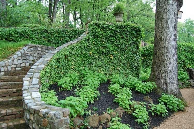 escaleras terraza bonito diseó