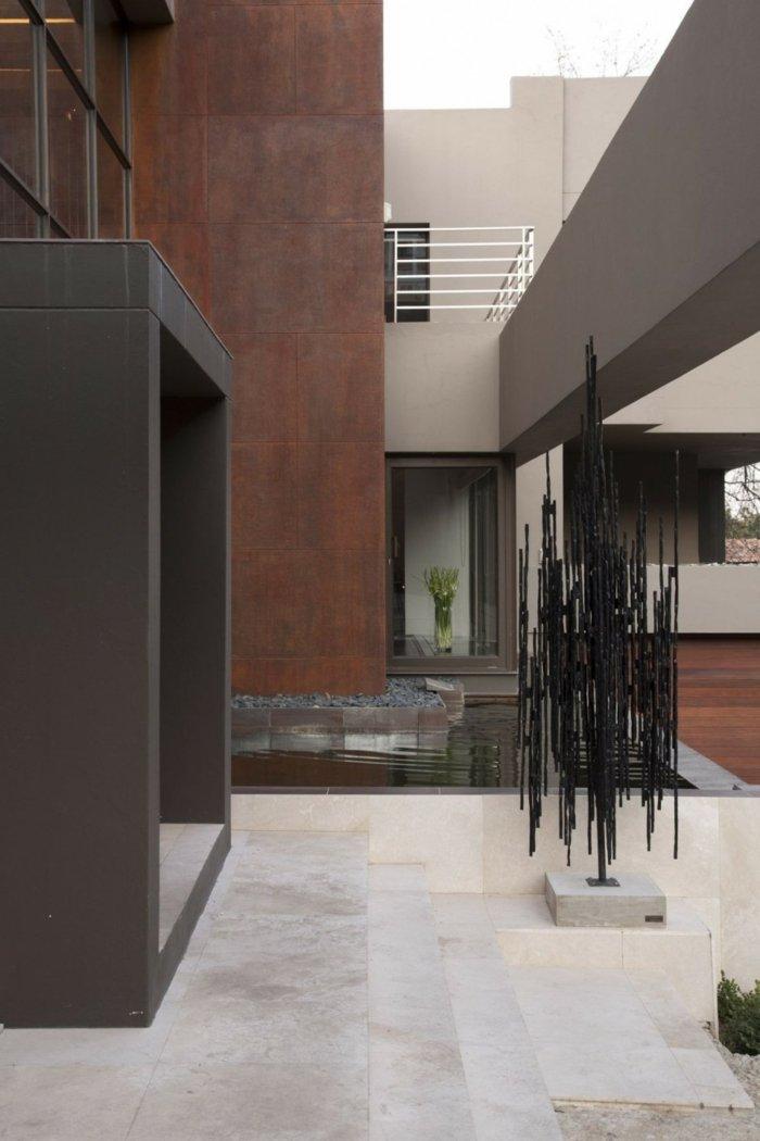 esculturas paredes casas muebles zonas lineas