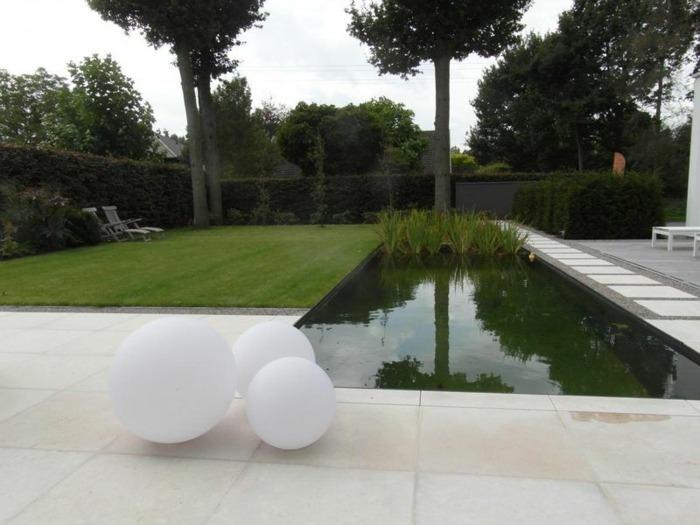 espacios ideas lineas modernas bolas sillones