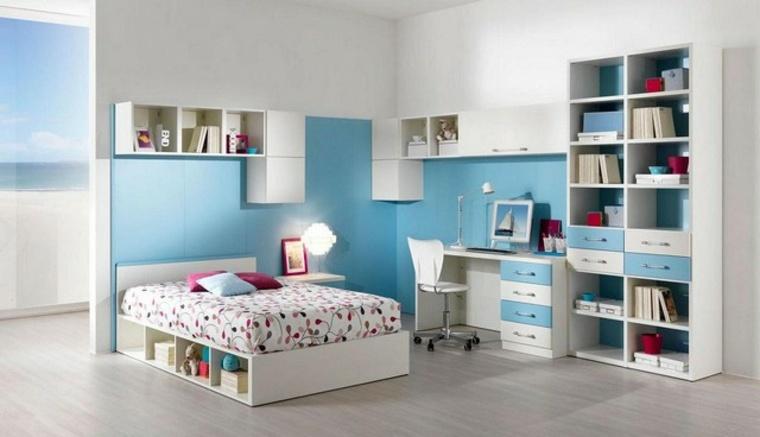 Camas infantiles 50 dormitorios modernos - Dormitorio de ninos ...