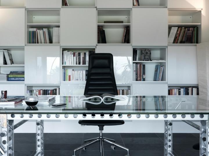 estantes conceptos puentes mesas estantes