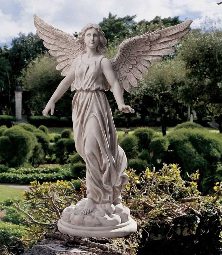 angel grande jardin clasico ideas