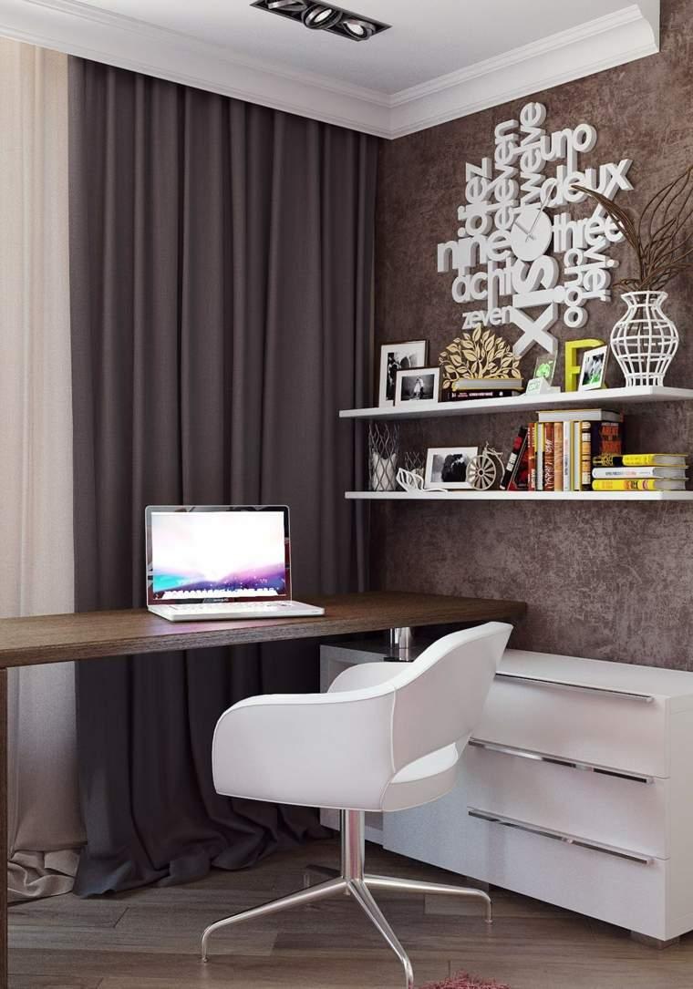 mesa escritorio moderno estudio