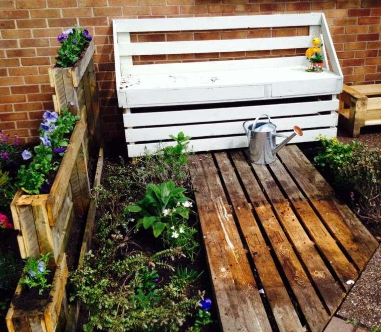 estupenda decoración terrazas jardines