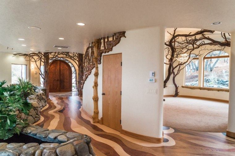 estupendo diseño interior rancho