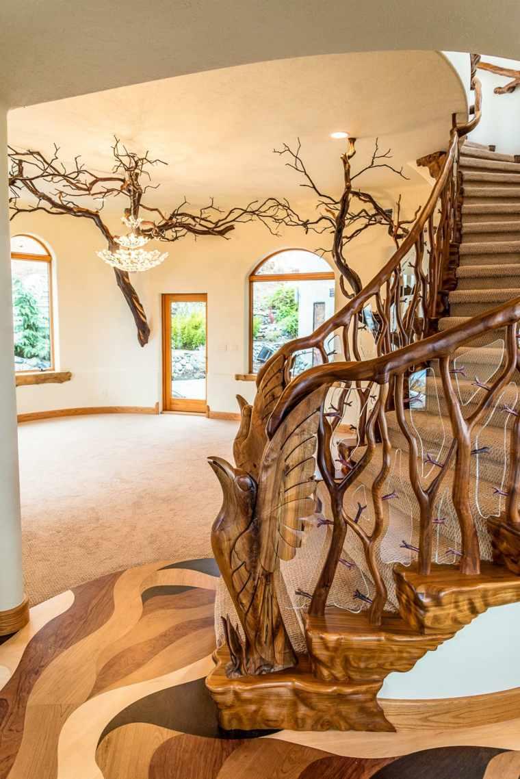estupendo diseño escaleras interior