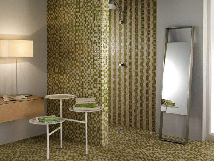 estupendo diseño mosaico estilo moderno