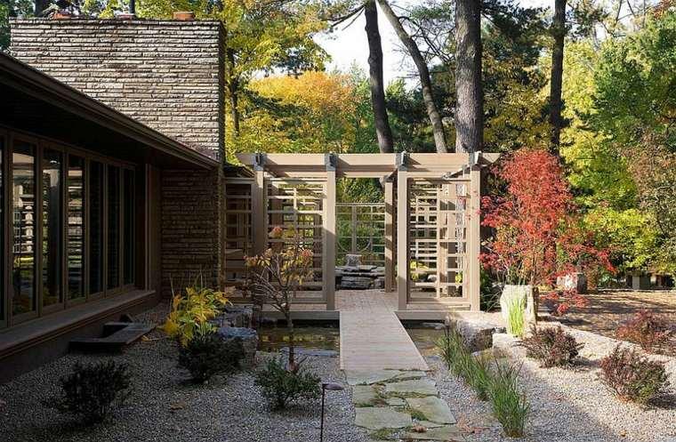 estupendo jardín diseño moderno