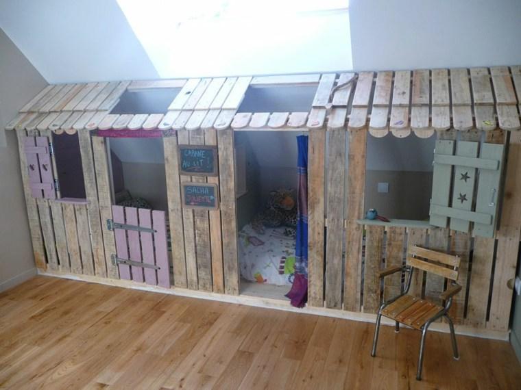 estupendo diseño casita infantil