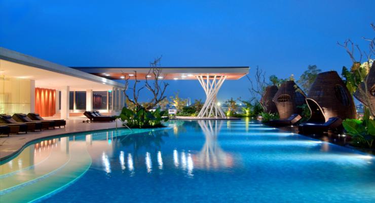 fotos de piscinas alucinantes los dise os m s modernos