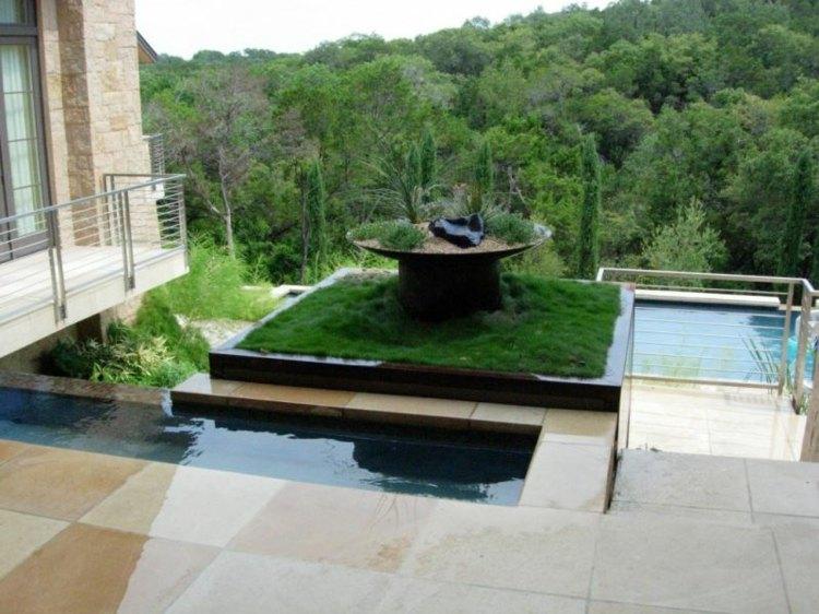 Imagenes de paisajes de jardines modernos 25 dise os - Disenos de jardines modernos ...