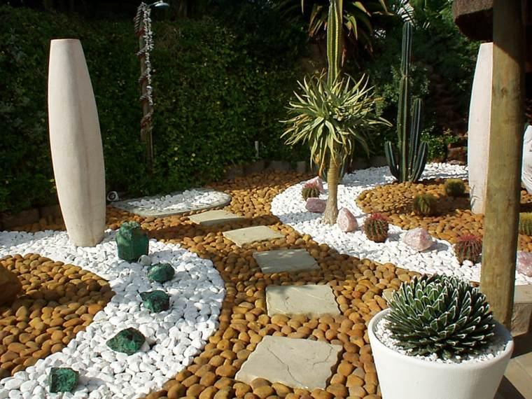 estupendo diseo jardin moderno