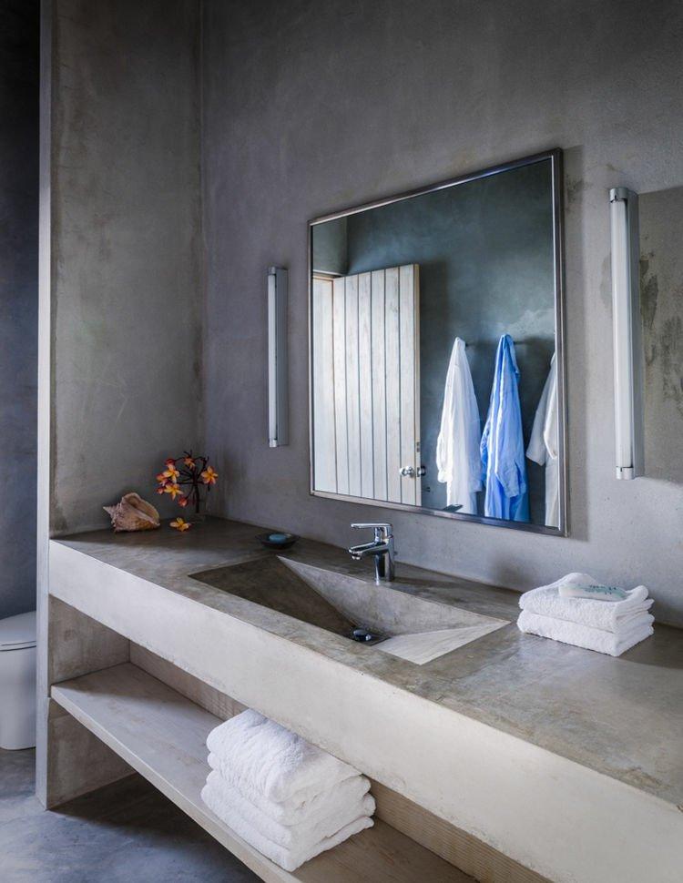 estupendo diseño mueble lavabo moderno