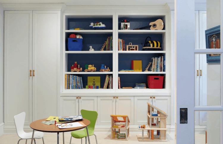 estupendo diseño muebles cuartos infantiles