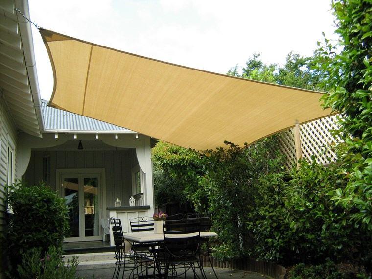 exteriores diseno moderno residencia estilo jardin ideas