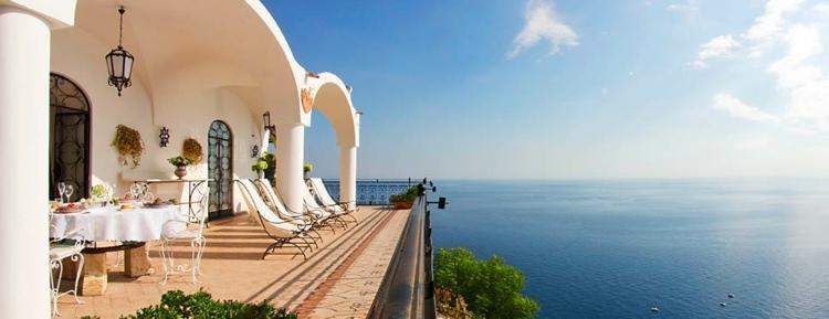foto terraza vistas lujosa