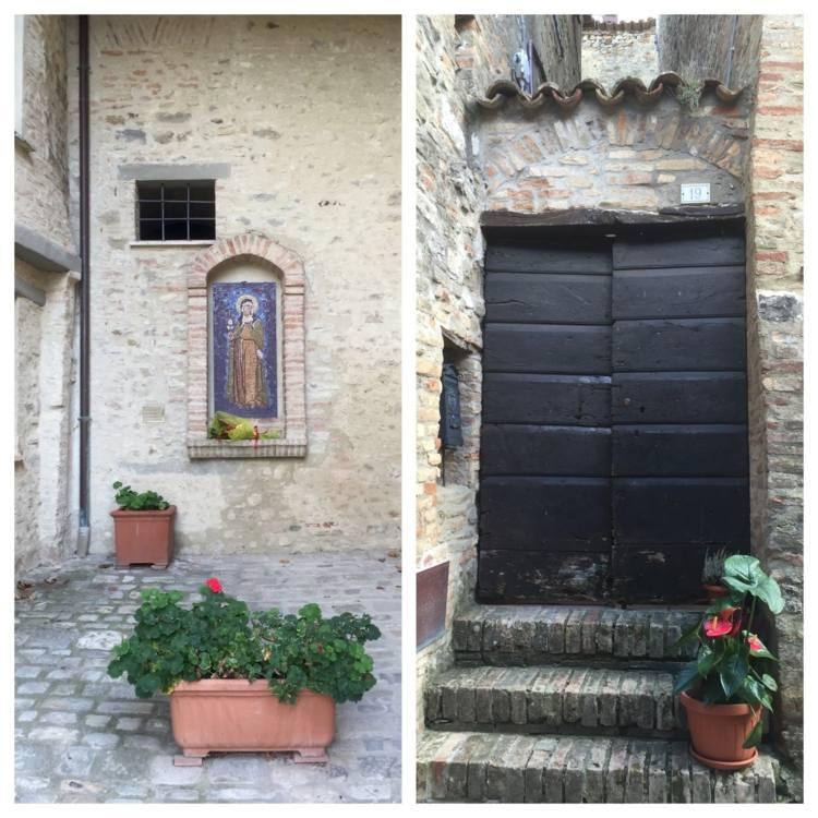 fotos de casas rusticas italianas
