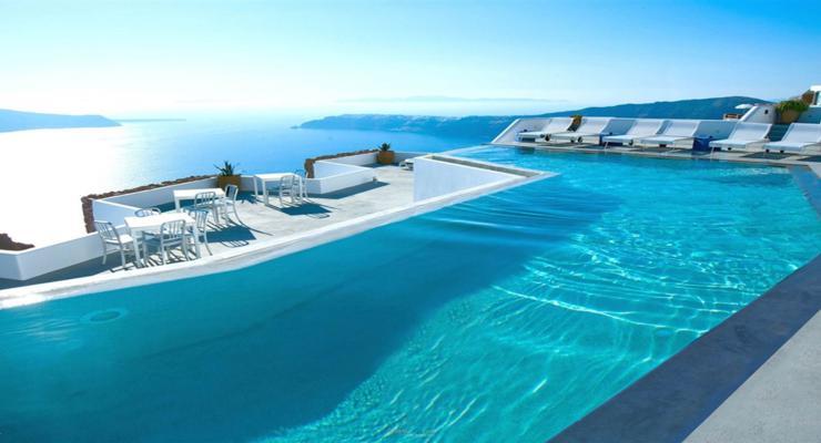 fotos de piscinas modernas