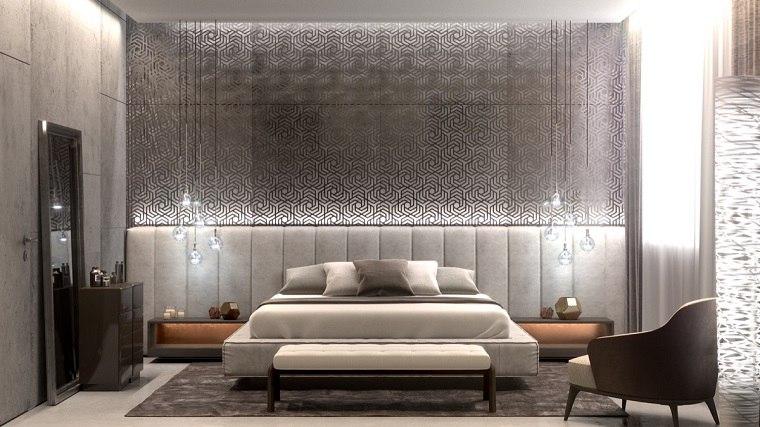 fresca habitacion modernas acogedora