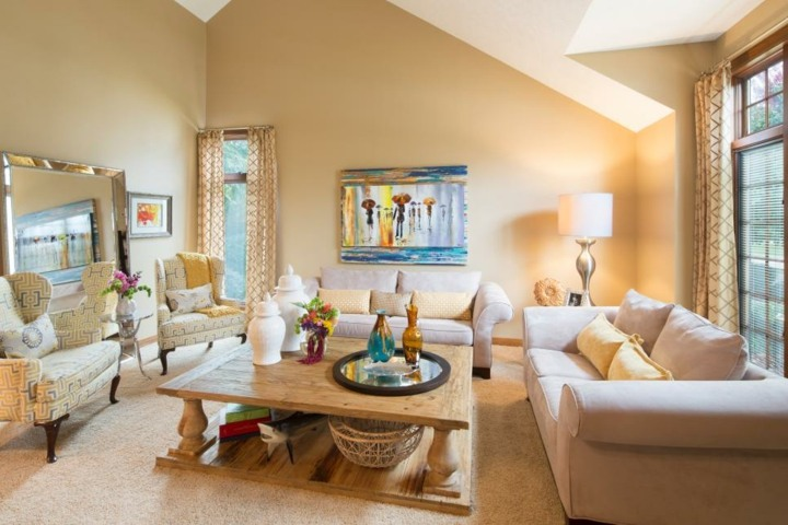 frescos ambientes casas estilos jarrones